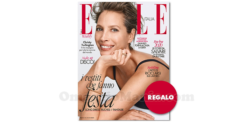 coupon omaggio Elle 48 2021