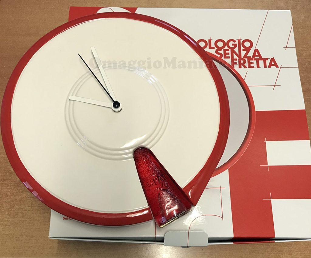 orologio design Campari Soda Design Connection Contest