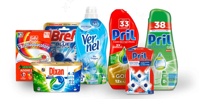 prodotti concorso Henkel Sfida il pulito