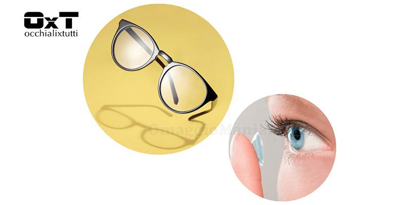 tester OxT Occhiali per tutti