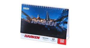 calendario Harken 2021 omaggio