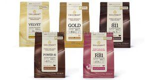 confezioni finissimo cioccolato belga Callebaut