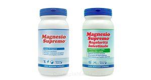 Magnesio Supremo e Magnesio Supremo Regolarità Intestinale