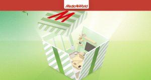 MediaWorld ti regala una stanza