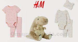 concorso Vinci un kit da sogno firmato H&M per il tuo neonato