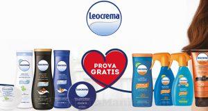 provami gratis Leocrema ripaga l'amore per la tua pelle