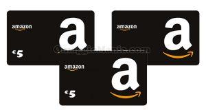 Amazon buoni sconto 5 euro