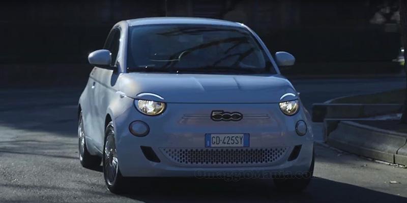 LeasysGO Fiat 500