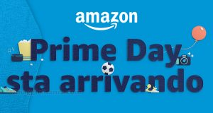 anticipazione Amazon Prime Day 2021