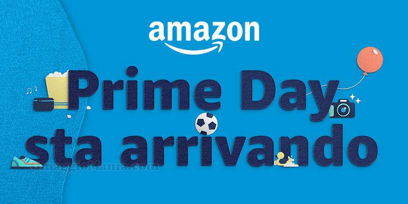 anticipazione Amazon Prime Day 2021