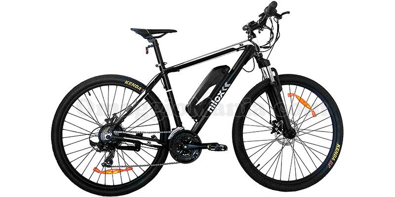 bicicletta elettrica Nilox X6