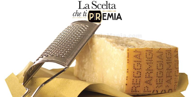 concorso Parmigiano Reggiano La scelta che ti premia