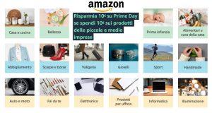 Amazon Spendi e Riprendi Piccole Medie Imprese 2021