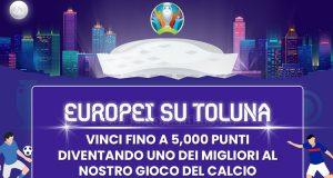Europei su Toluna