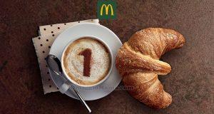 McDonald's Colazione a 1 euro 2021