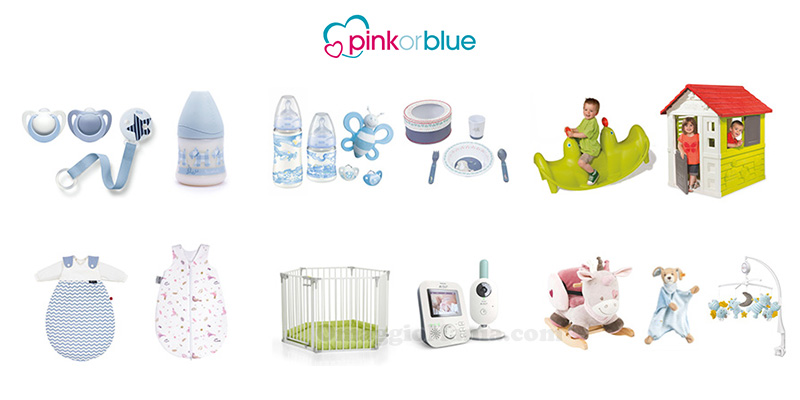 Pink or Blue Win your wishlist