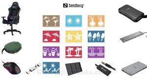 Sandberg Summer Calendar 2021