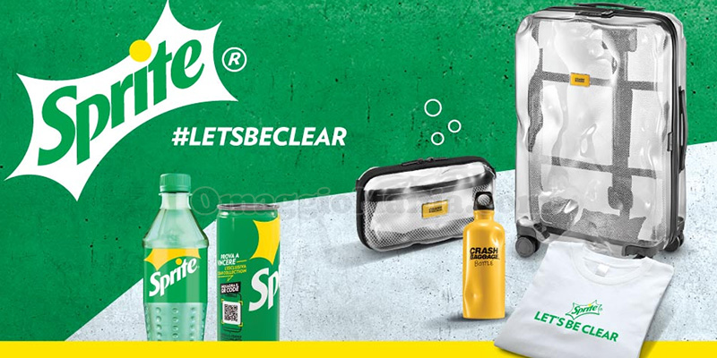 concorso Sprite Let's be clear