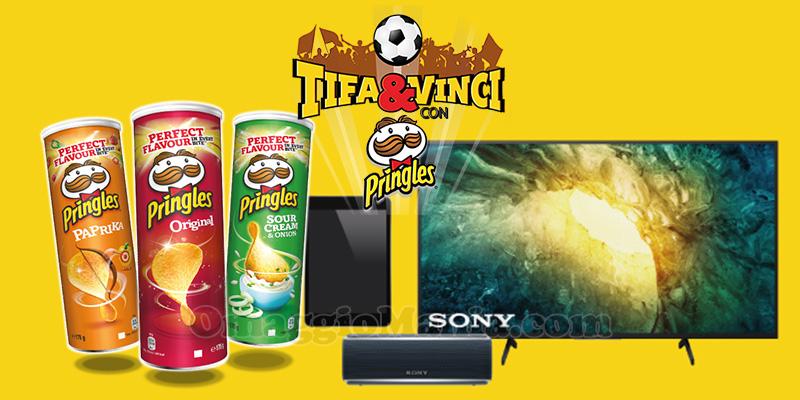 concorso Tifa & Vinci con Pringles