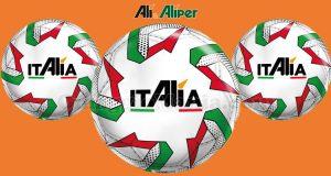 pallone ItAlìA con Alì e Alìper