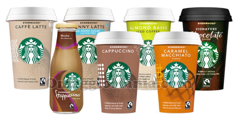 prodotti Starbucks Chilled
