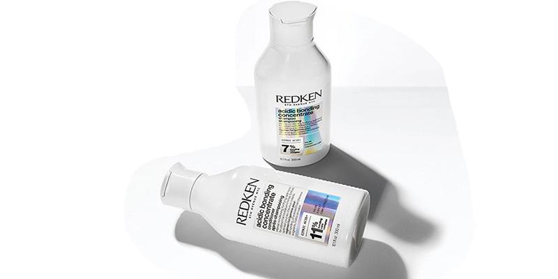 tester Redken Hair Gallery
