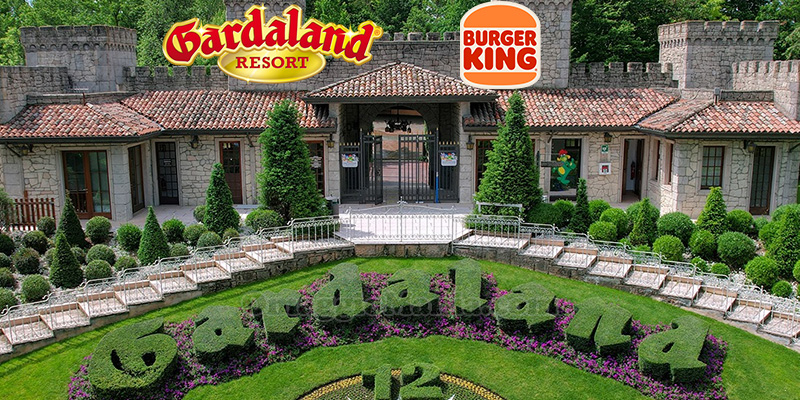 Gardaland Burger King