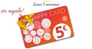 IBS Scrivi 5 recensioni, 5 euro in regalo giugno 2021