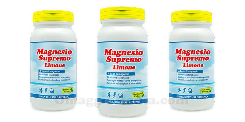 Magnesio Supremo Limone