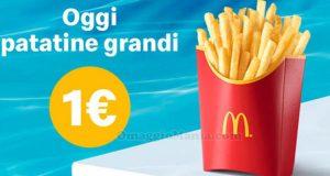 McDonald's Summerdays 29 luglio 2021