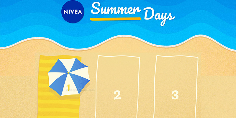 Nivea Summer Days 2021