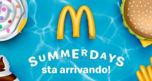 Summerdays 2021 McDonald's
