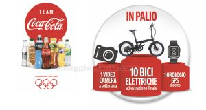concorso Coca-Cola & Olimpiadi vincono tutti i gusti