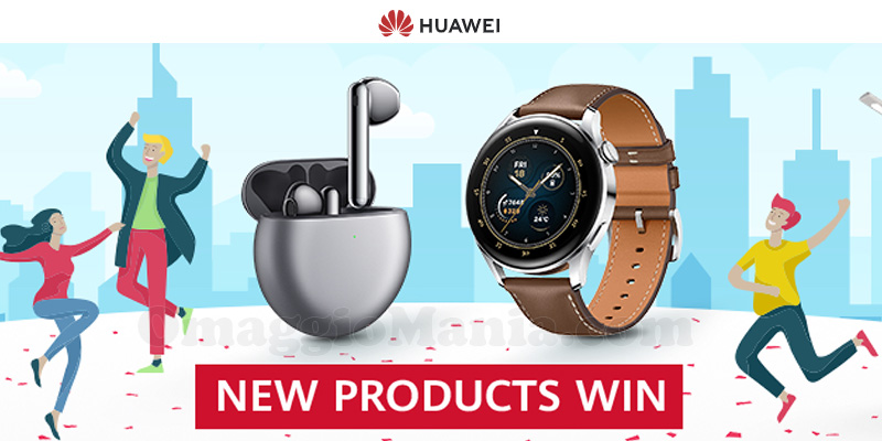 concorso Huawei New products win