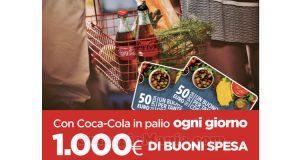 concorso Vinci con Coca-Cola e Lidl