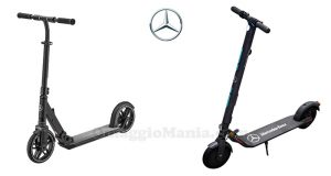 monopattini elettrici Mercedes-Benz