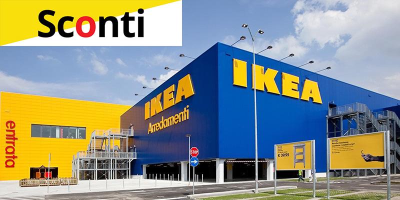sconti IKEA 2021