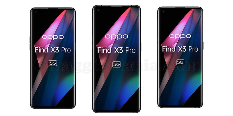 smartphone OPPO Find X3 Pro