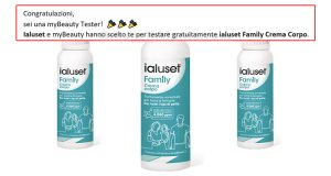 tester Ialuset Family Crema Corpo
