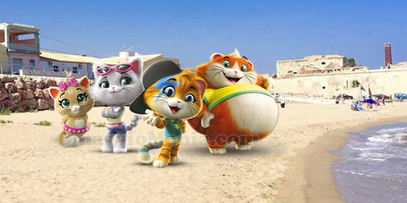 44 Gatti spiaggia Avola