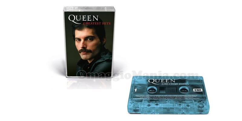 Queen Greatest Hits musicassetta