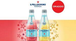 S.Pellegrino Essenza omaggio
