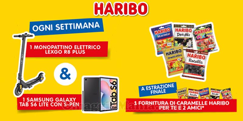 concorso Haribo Sorridi si ricomincia