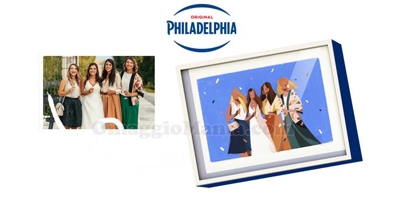 concorso Philadelphia Momenti di famiglia