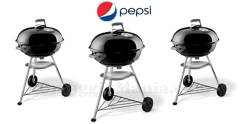 concorso Scegli un'estate di gusto con Pepsi