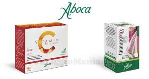 Aboca ImmunoMix Plus e Vitamin C Naturcomplex