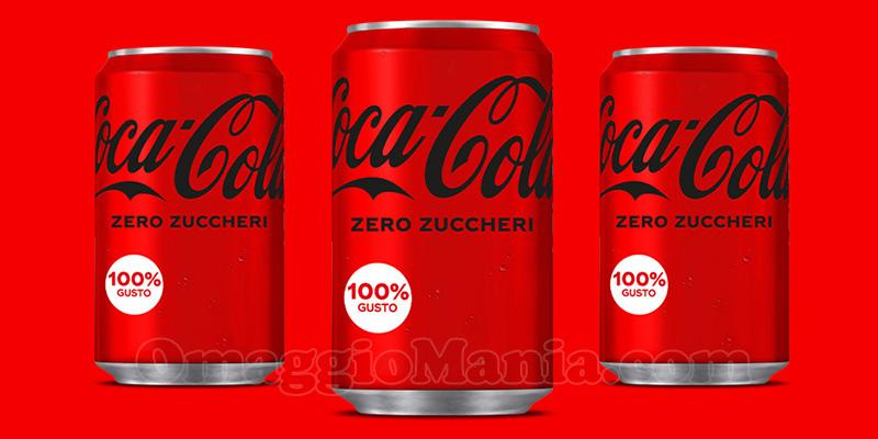 Coca Cola Zero Zuccheri