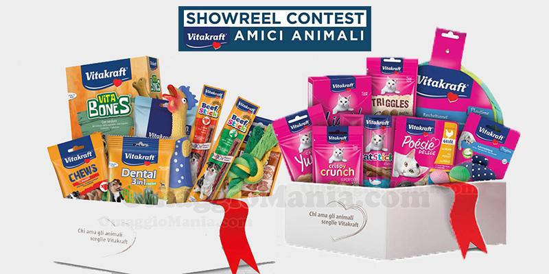 Vitakraft Showreel Contest Pet Friendly
