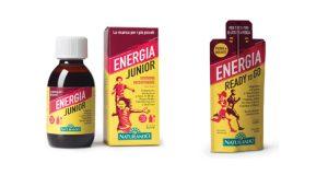 campioni omaggio Naturando Energia Ready to Go e Energia Junior