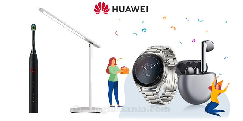 premi concorso Huawei 500mila grazie